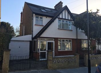 Thumbnail 5 bedroom terraced house to rent in Conifer Gardens, London