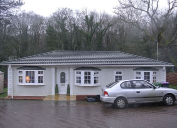 Thumbnail 2 bed mobile/park home for sale in Woodlands Park, Pontypool
