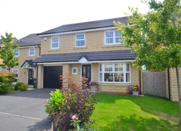 Thumbnail 4 bed detached house for sale in Kingfisher Crescent, Low Moor, Clitheroe