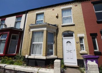 Thumbnail 4 bedroom property for sale in Gainsborough Road, Wavertree, Liverpool