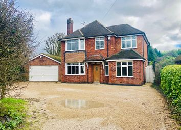 Thumbnail 5 bed detached house for sale in Brookside, Burbage, Hinckley