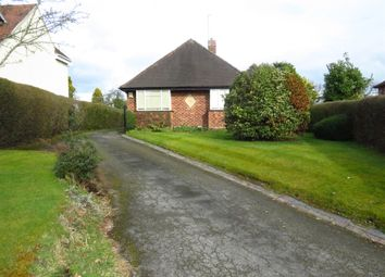Thumbnail 2 bed detached bungalow for sale in Birmingham Road, Bordesley, Redditch