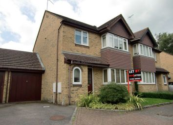 Thumbnail 3 bed semi-detached house to rent in Minehurst Road, Mytchett, Camberley