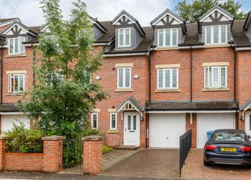Thumbnail 3 bedroom town house for sale in Fog Lane, Manchester, Greater Manchester