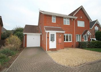Thumbnail 3 bed semi-detached house for sale in Westons Brake, Emersons Green, Bristol