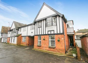 Thumbnail 2 bedroom flat for sale in Cambridge Street, Godmanchester, Huntingdon
