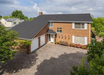 Thumbnail 5 bedroom detached house for sale in Cross Lane, Melbourn, Royston, Herts