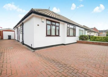 Thumbnail 3 bedroom bungalow for sale in Kenview Close, Widnes, Cheshire