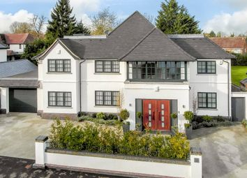 Thumbnail 4 bed detached house for sale in Letchmore Road, Radlett, Hertfordshire