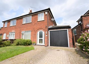 Thumbnail 3 bed semi-detached house for sale in Ullswater Crescent, Chester