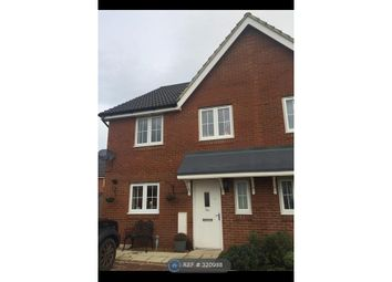 Thumbnail 4 bed semi-detached house to rent in Arundel Road, Peacehaven