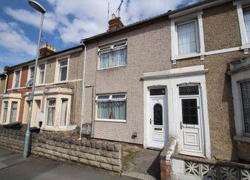 Thumbnail 3 bed terraced house for sale in Deacon Street, Swindon