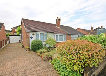 Thumbnail 2 bed semi-detached bungalow for sale in Selworthy Drive, Thelwall, Warrington