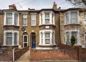 Thumbnail 3 bed terraced house to rent in Capworth Street, London