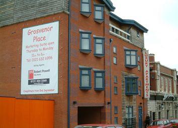 Thumbnail 1 bed flat to rent in Grosvenor Street, Edgbaston