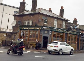 Thumbnail Pub/bar for sale in Whitehorse Road, Croydon