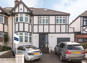 Thumbnail 5 bed semi-detached house for sale in Creighton Avenue, London