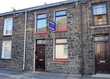 3 bed terraced house for sale in Miskin Road, Tonypandy CF40