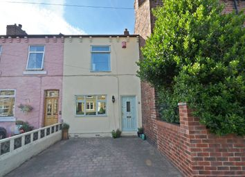 Thumbnail 2 bed terraced house to rent in Cliff Road, Crigglestone, Wakefield