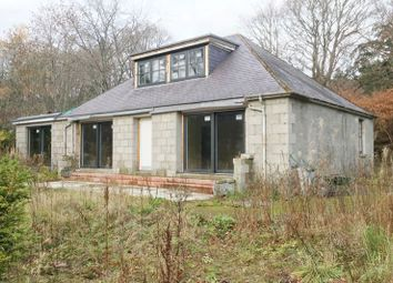 Thumbnail 3 bed detached house for sale in Millwaddoch, Glenkindie Strathdon Alford Aberdeenshire AB338Su