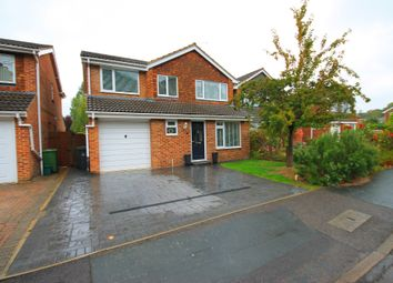 Thumbnail 4 bed detached house for sale in Melville Avenue, Frimley, Camberley
