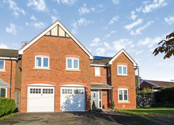 Thumbnail 5 bed detached house for sale in Church Street, Ightfield, Whitchurch