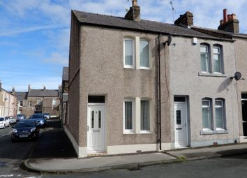 Thumbnail 2 bed end terrace house for sale in 1 George Terrace, Maryport, Cumbria