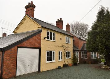 Thumbnail 3 bed detached house for sale in Wern, Llanymynech