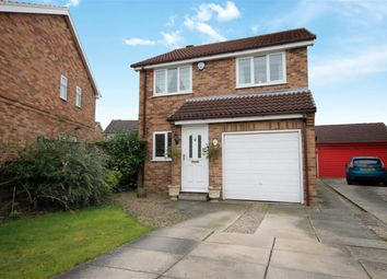 Thumbnail 3 bedroom detached house for sale in Loxley Close, York