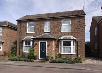 Thumbnail 4 bedroom detached house for sale in Necton Road, Wheathampstead, Hertfordshire