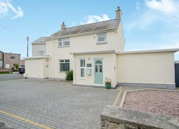 Thumbnail 4 bed detached house for sale in Station Road, Rhosneigr, Gwynedd