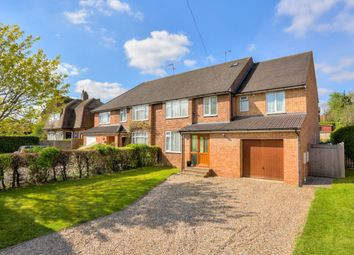 Thumbnail 4 bed semi-detached house for sale in Lybury Lane, Redbourn, St. Albans