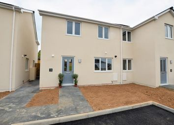Thumbnail 3 bed semi-detached house for sale in Lower Metherell, Callington