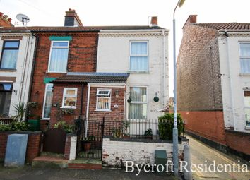 Thumbnail 2 bed end terrace house for sale in Stanley Road, Great Yarmouth
