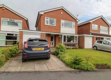 Thumbnail 3 bedroom detached house for sale in Dairyground Road, Bramhall, Stockport