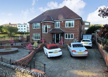 Thumbnail 4 bed detached house for sale in Burniston Road, Scarborough