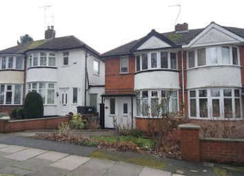Thumbnail 2 bed semi-detached house for sale in Clay Lane, Yardley, Birmingham