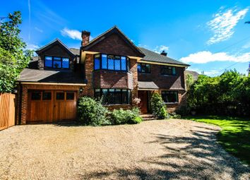 Thumbnail 4 bed detached house to rent in Farm Lane, East Horsley, Leatherhead