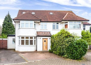 Thumbnail 4 bed semi-detached house for sale in Holders Hill Gardens, London