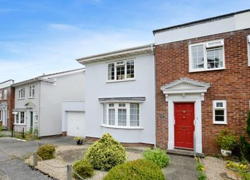Thumbnail 3 bed semi-detached house for sale in Broadmeade Court, Forde Park, Newton Abbot, Devon