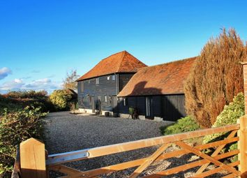 Thumbnail 3 bed farmhouse for sale in Fir Tree Farm, Plough Wents Road, Chart Sutton, Kent