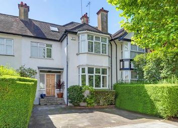 Thumbnail 7 bed terraced house for sale in Ashbourne Avenue, Temple Fortune, London
