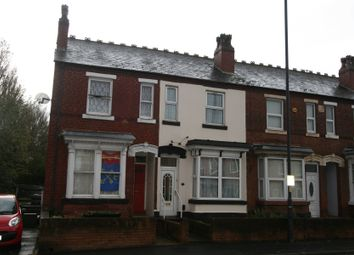 Thumbnail 1 bedroom flat to rent in Walsall Road, Willenhall