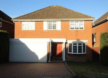 Thumbnail 5 bedroom detached house for sale in Nicholas Road, Borehamwood