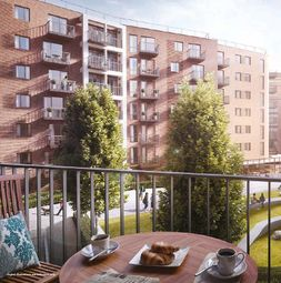 Thumbnail 1 bed flat for sale in The Hungate, York
