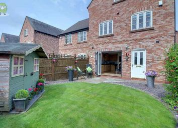 Thumbnail 4 bed town house for sale in Castle Gate, Holt, Wrexham