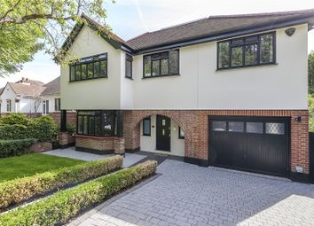 Thumbnail 5 bedroom detached house for sale in Mycenae Road, London