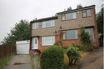 Thumbnail 3 bed semi-detached house to rent in Sandstone Drive, Wincobank, Sheffield