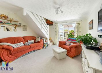 Thumbnail 2 bedroom terraced house for sale in Fieldfare Close, Weymouth