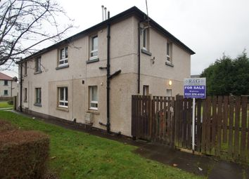 Thumbnail 2 bed flat for sale in Cleddans Road, Kirkintilloch